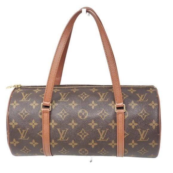 Louis Vuitton Handbags - Auth Louis Vuitton Papillon 30 Monogram HandBag